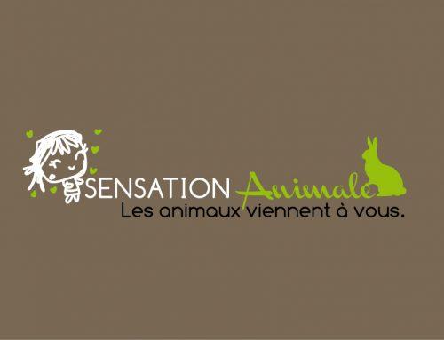 Logotype – Sensation Animale