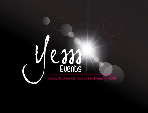 Logotype – Yesss Events