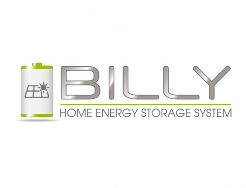 Logotype – Billy