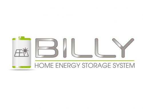 Logotype – Billy