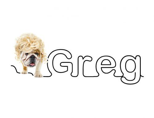 Logotype – Greg