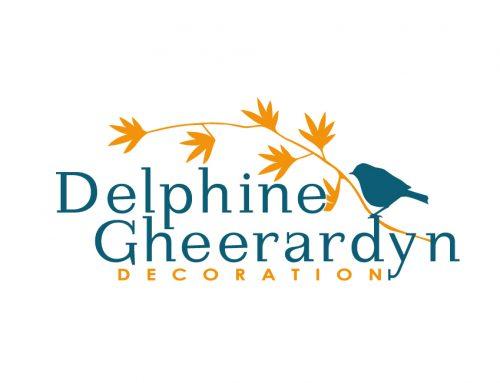 Logotype – Delphine Gheerardyn
